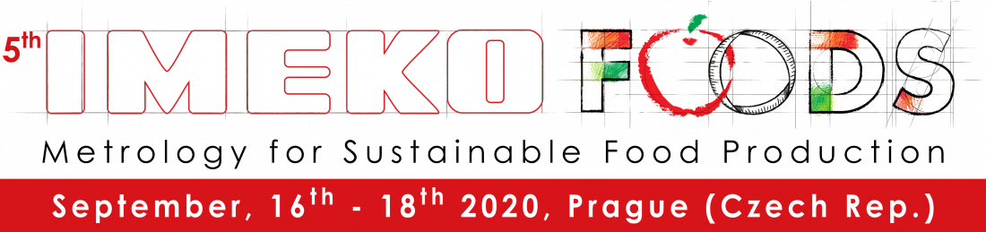 5th IMEKOFOODS (TC23) September 2020 - Prague, Czech Republic